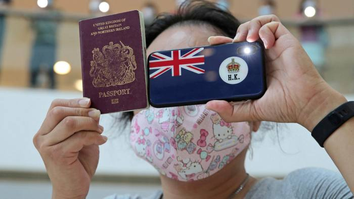 China has warnedof 'countermeasures' if the UK offers British National (Overseas) passport holders in Hong Kong a path to citizenship