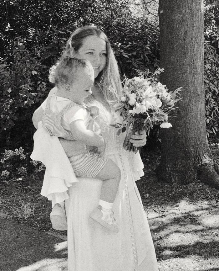 Mariage d'Emily Ruby Knight et de Daniel Alexander Harris