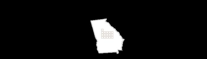 Georgia mini map