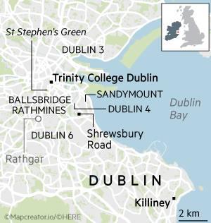 Dublin map web