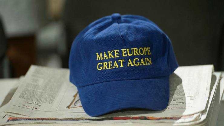 Europe-great-again
