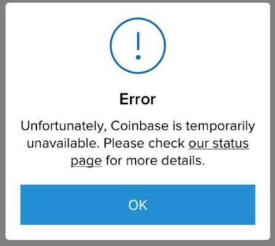Sorry Your Crypto Bank Is Temporarily Unavailable Ft Alphaville