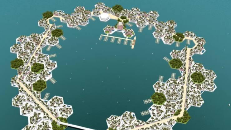 Seasteading Island