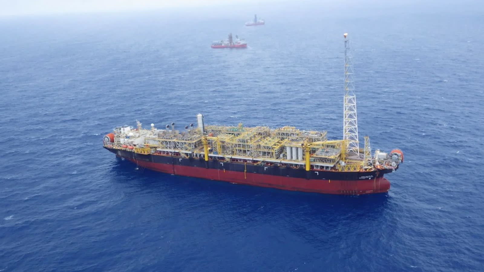 Japan's Modec raises $1bn in Singapore for oil and gas vessel