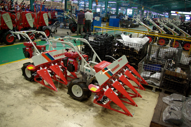 Japan farm equipment makers seize opportunity in region