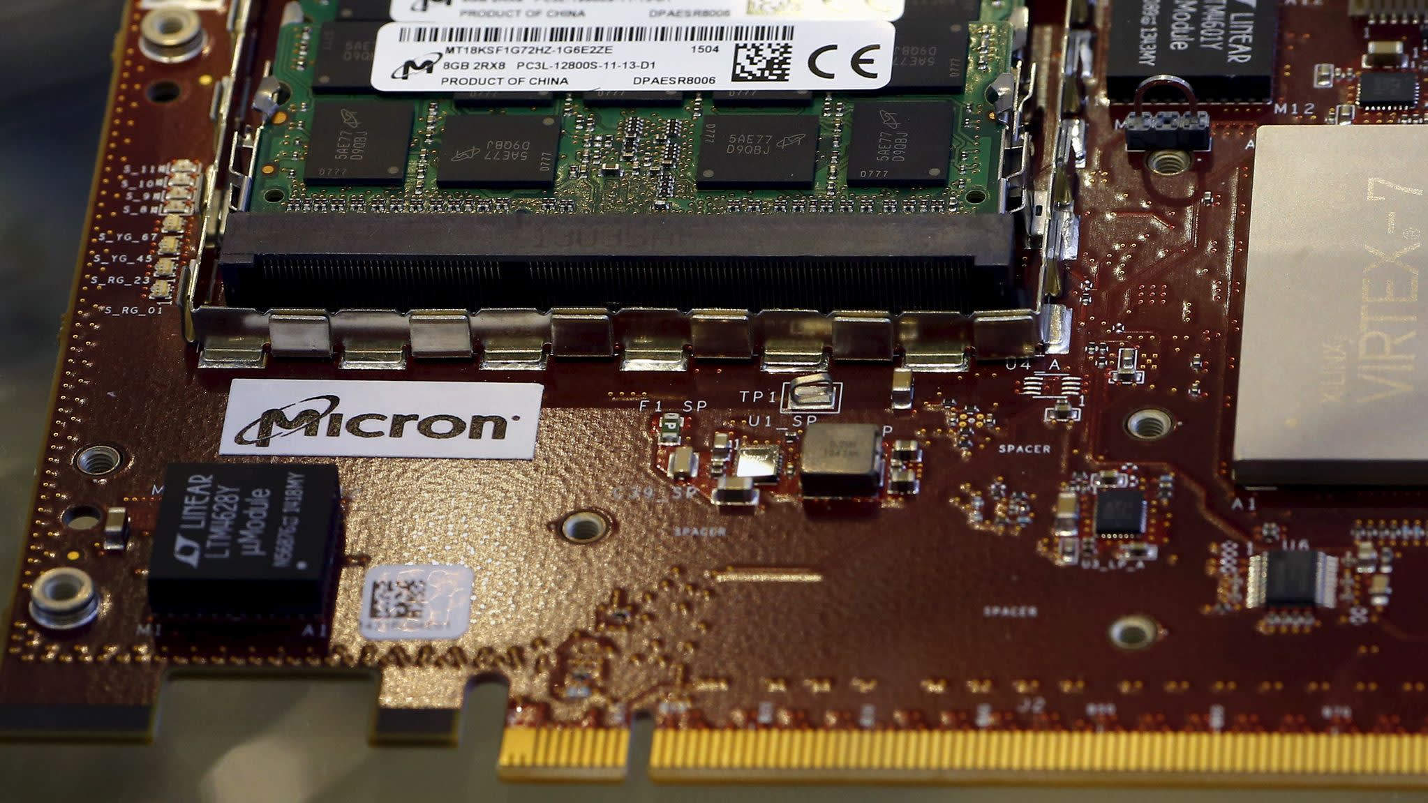Chinese Chipmakers Brace For Next Us Crackdown Nikkei Asian Review Packagedintegratedcircuit1jpg Chipmaker Micron Technology Is Suing Fujian Jinhua Integrated Circuit To Which The Trump Administration Just Barred Exports On Charges Of Stealing