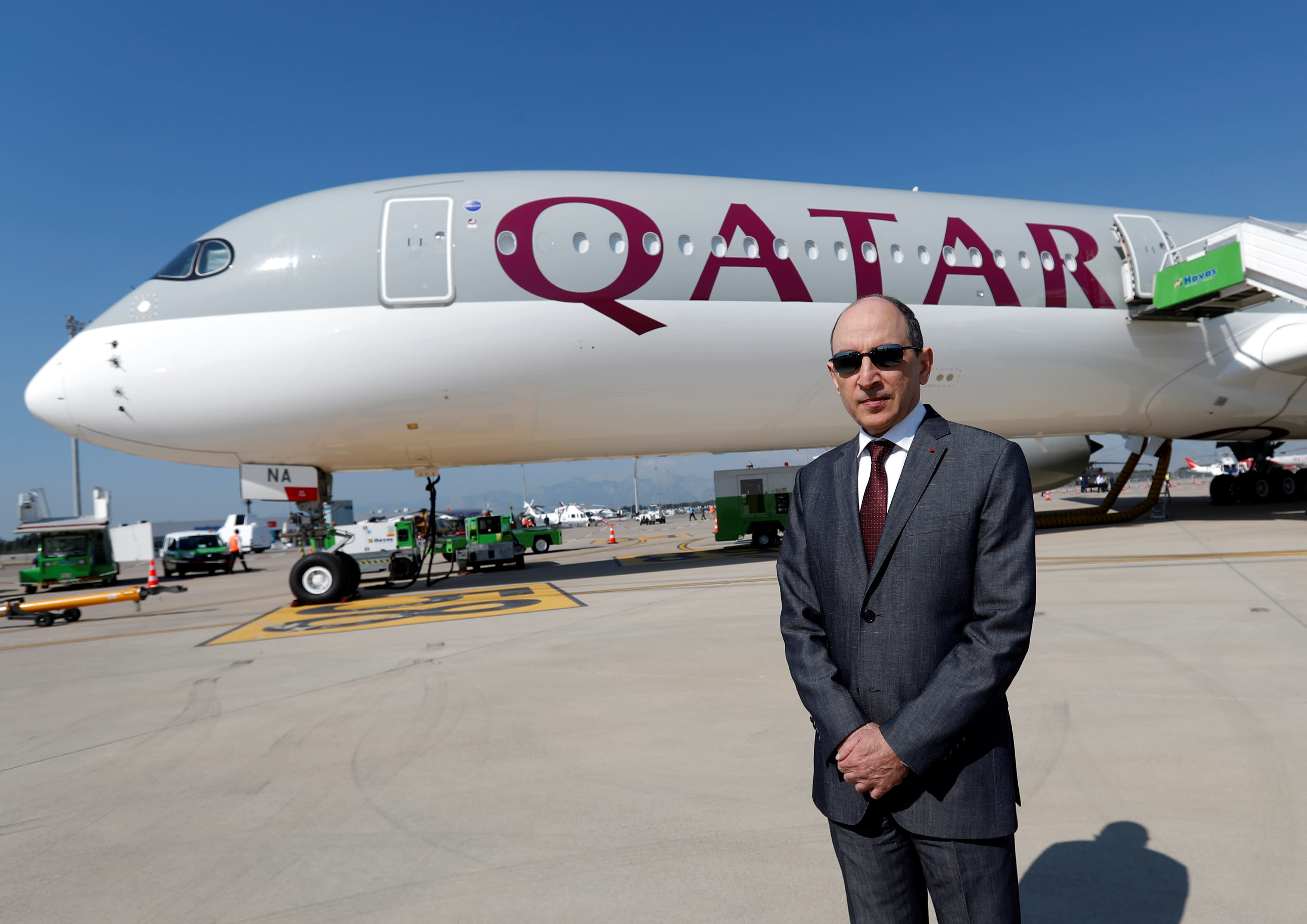 Asian travelers hit by Qatar Airways threat to quit Oneworld ... 976dd453e3e