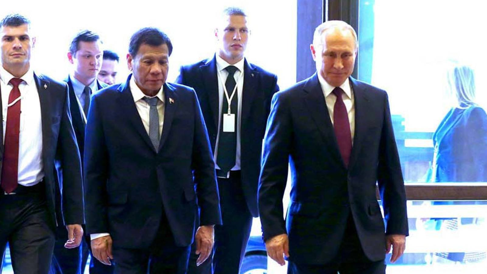 Putin To Visit Philippines In Win For Duterte Diplomacy Nikkei Asia
