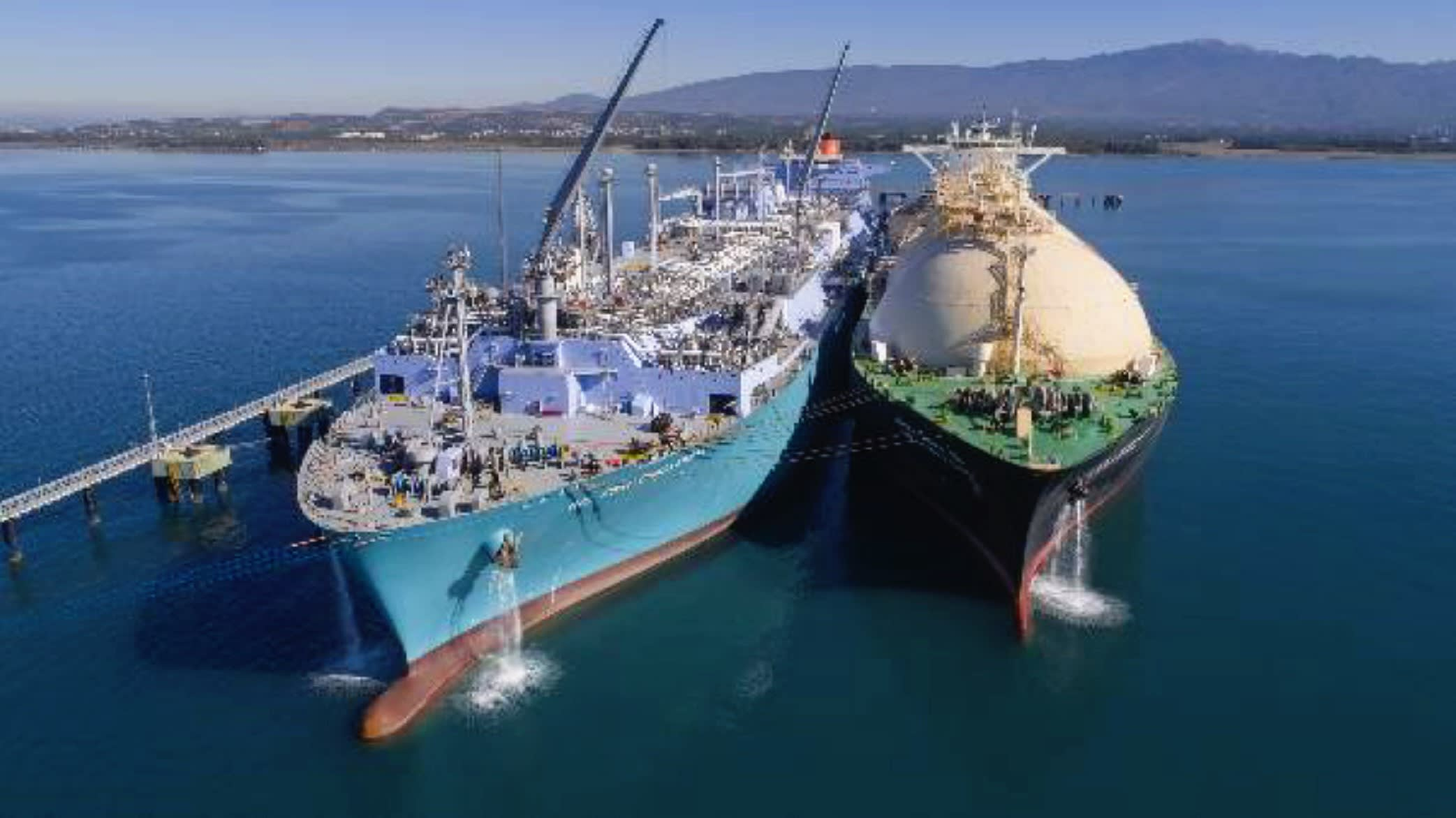 Mitsui expands LNG processing fleet with eye on Southeast Asia