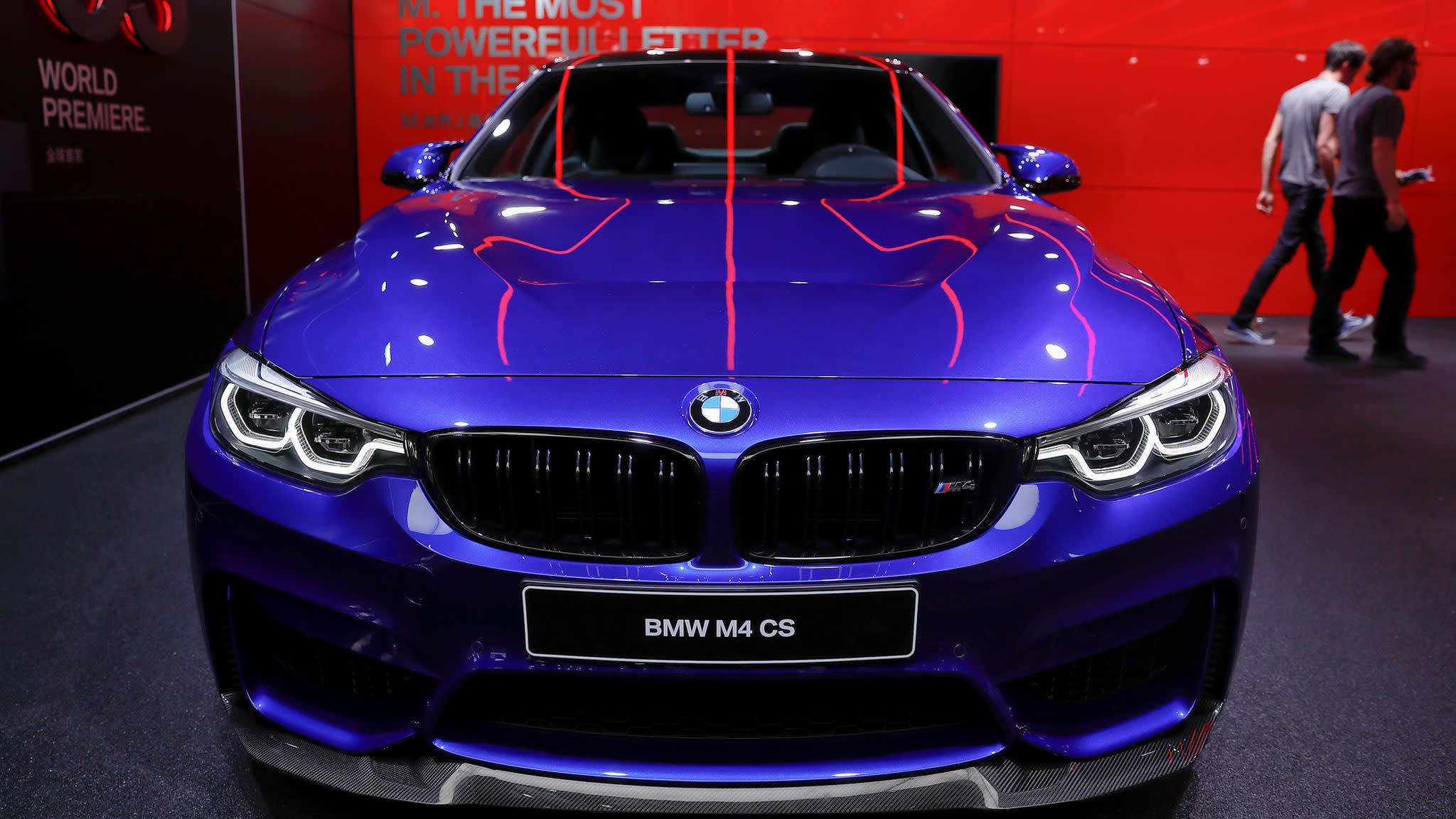 Is A Bmw A Foreign Car >> Bmw To Take Control Of China Venture In First For Foreign