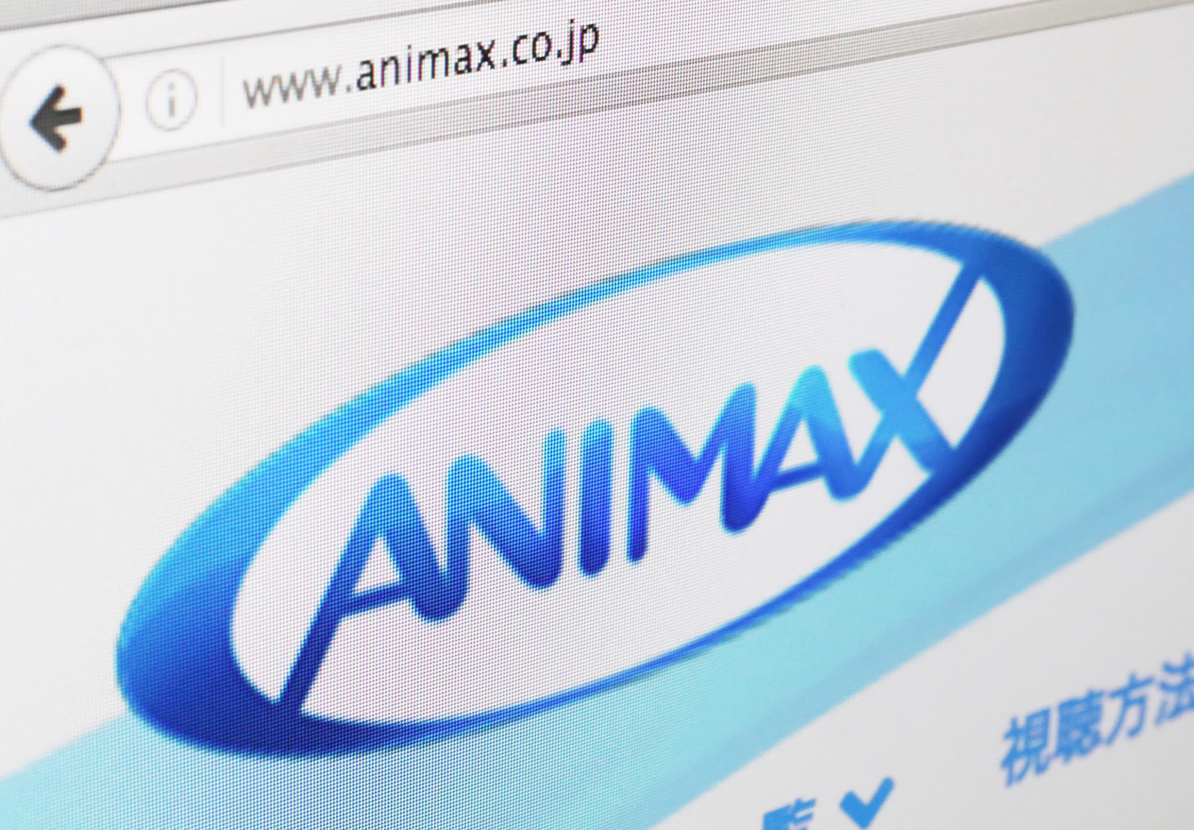 Animax japans largest animation only tv channel is affiliated with sony