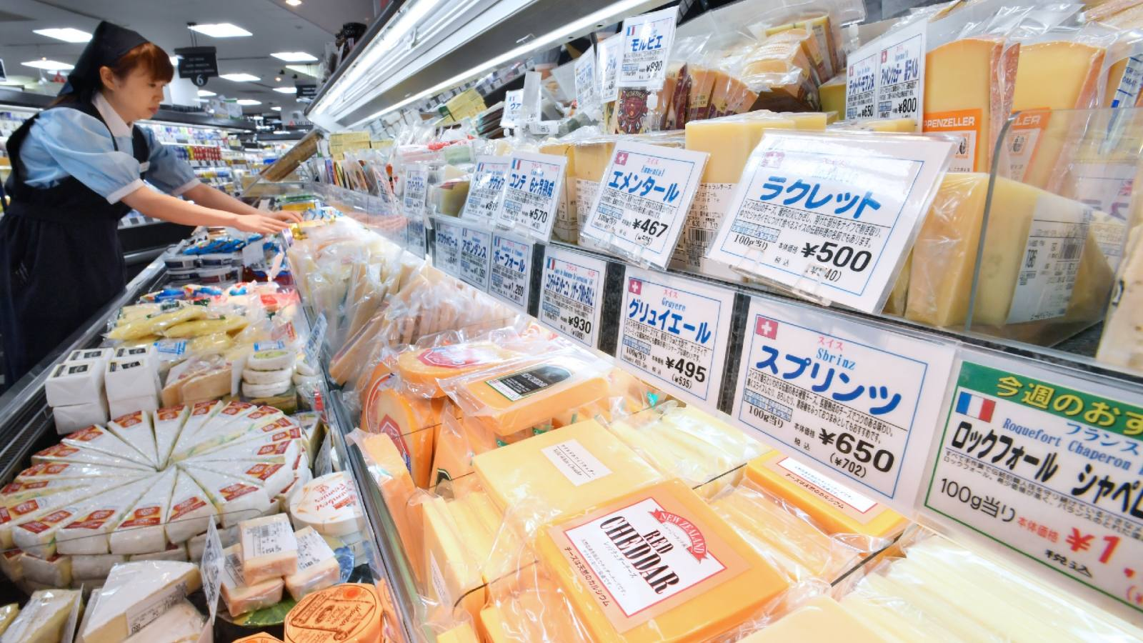 The Japan-EU EPA, approved by Europe on Wednesday, is expected to bring more European cheeses to Japan and more Japanese cars to Europe.
