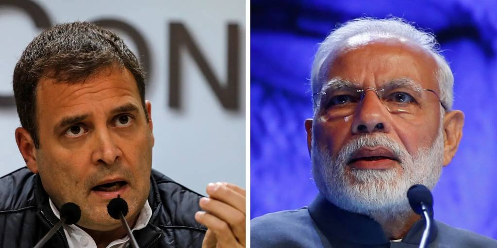 Icon Electronics Srinagar: India Elections To Begin April, As Resurgent Modi Faces