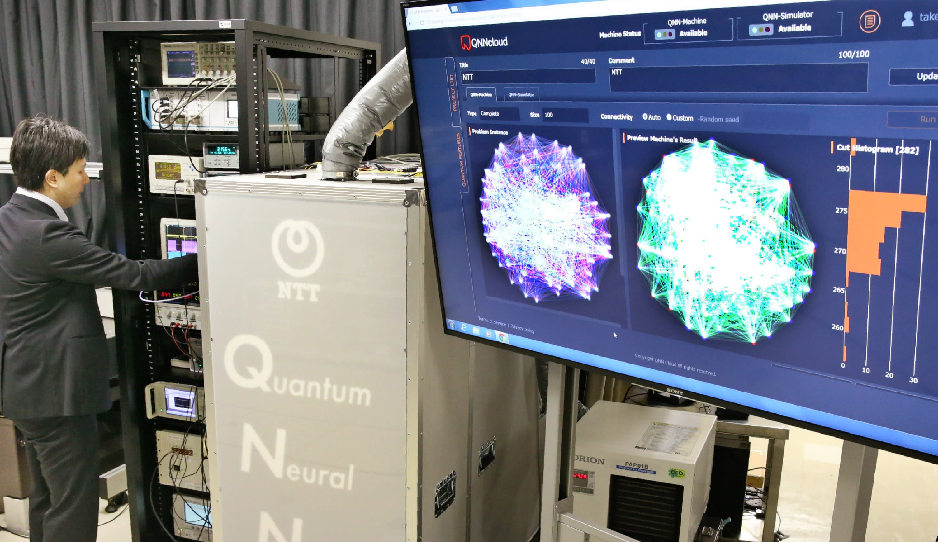 Japan Inc  looks to make a quantum leap in computing