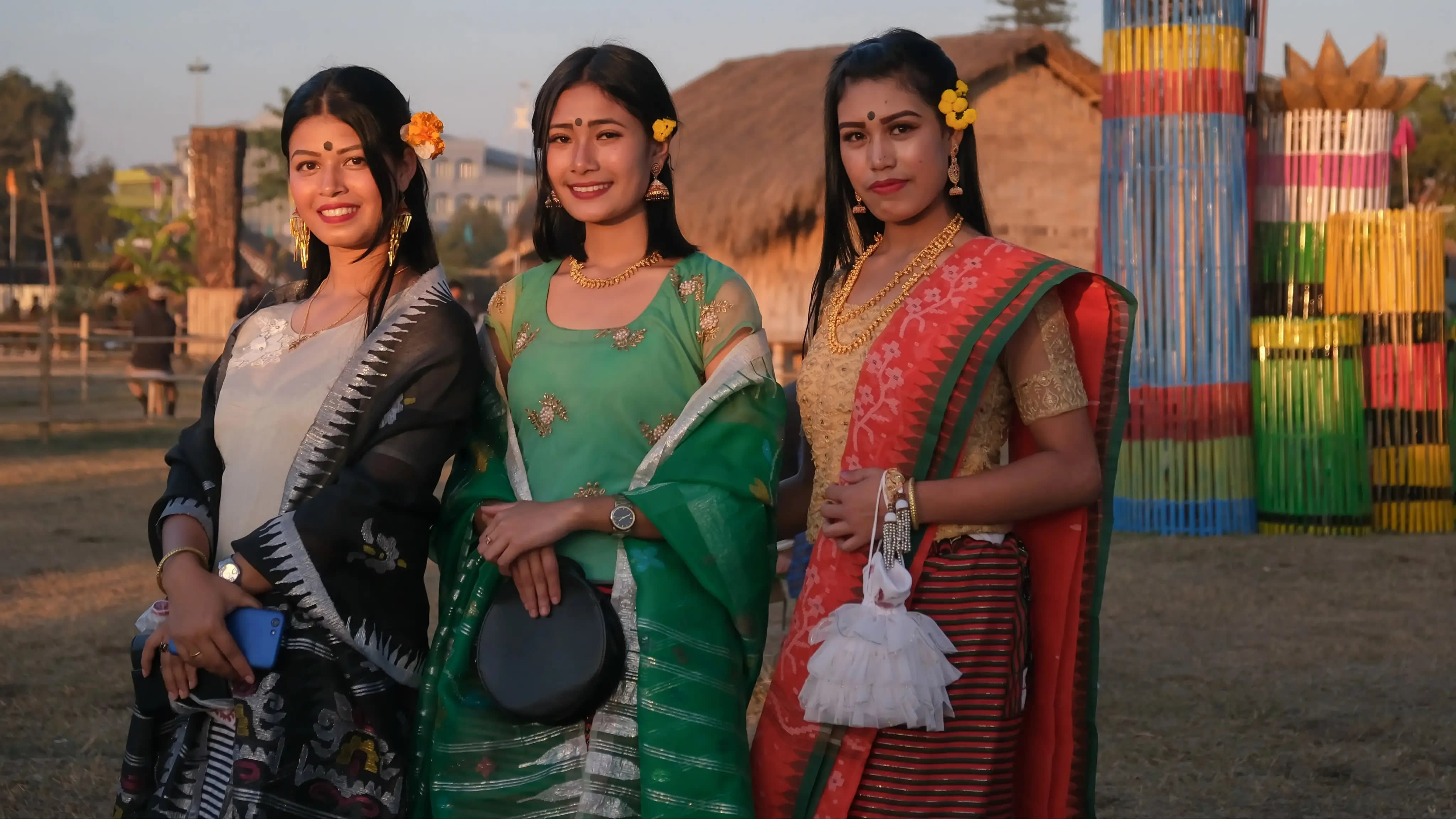 India's Manipur shows new face to the world - Nikkei Asian Review