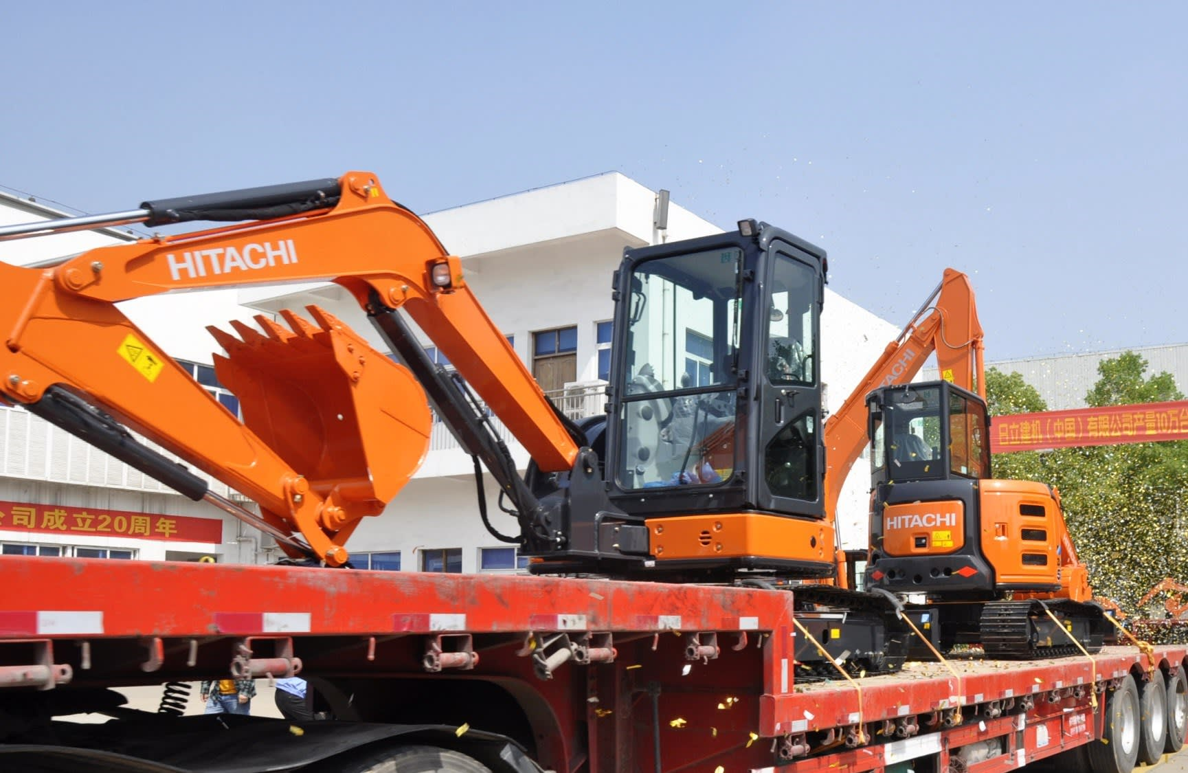 Japan Construction Machinery Suppliers Finding Their