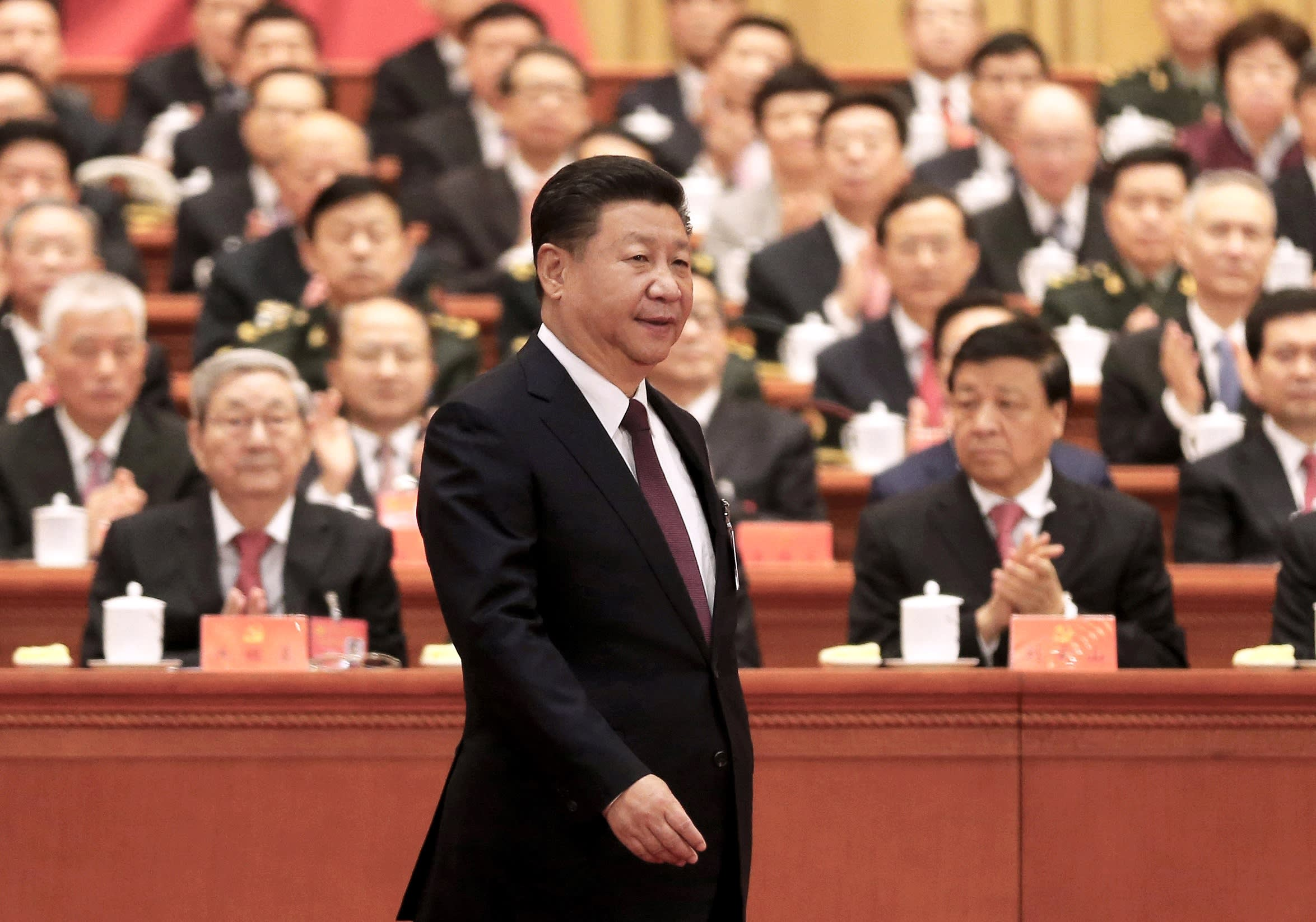 Xi Jinping Just Fired 75 Of Party Veterans Nikkei Asia