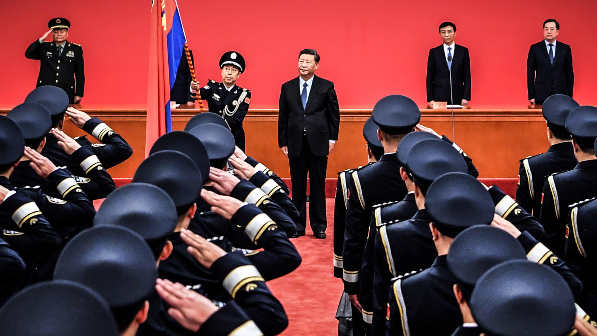 China Officials Run For Cover As Xi Jinping Prepares Another Brutal Purge Nikkei Asia