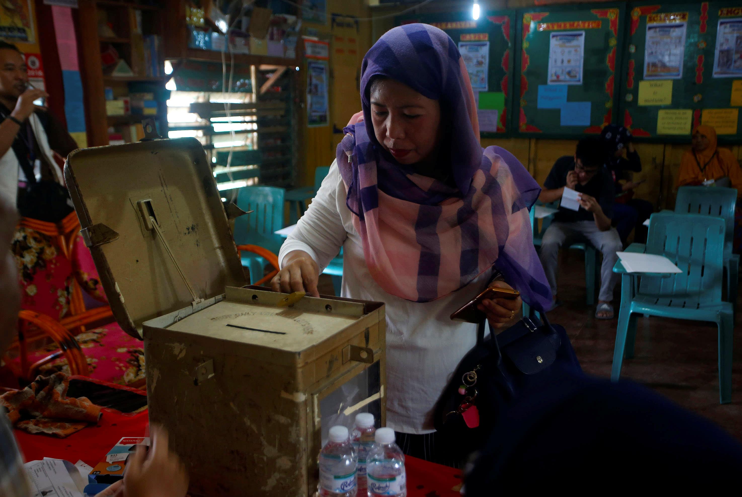Philippine voters back new Muslim autonomous region in Mindanao ...