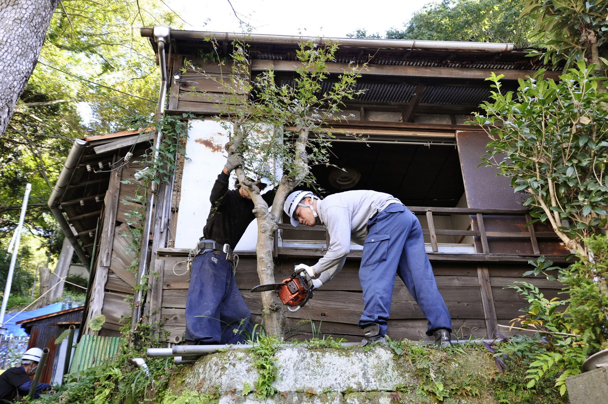 Japan's abandoned land to be size of Sri Lanka, costing