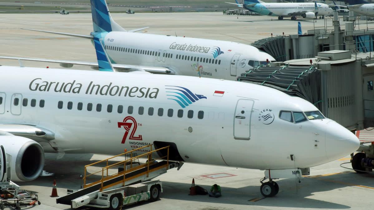 Garuda indonesia pilots demand management overhaul nikkei asian review garuda indonesia pilots demand management overhaul stopboris Choice Image