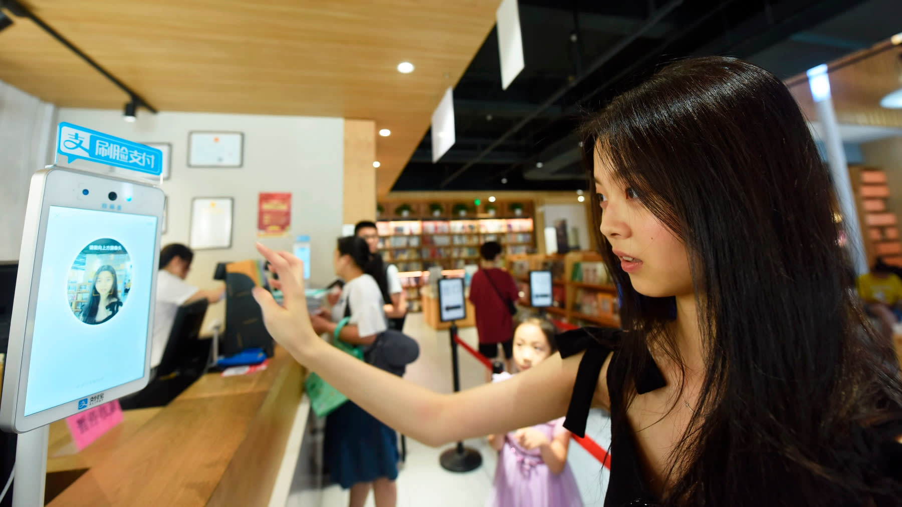 Pay with your face: 100m Chinese switch from smartphones - Nikkei Asian Review