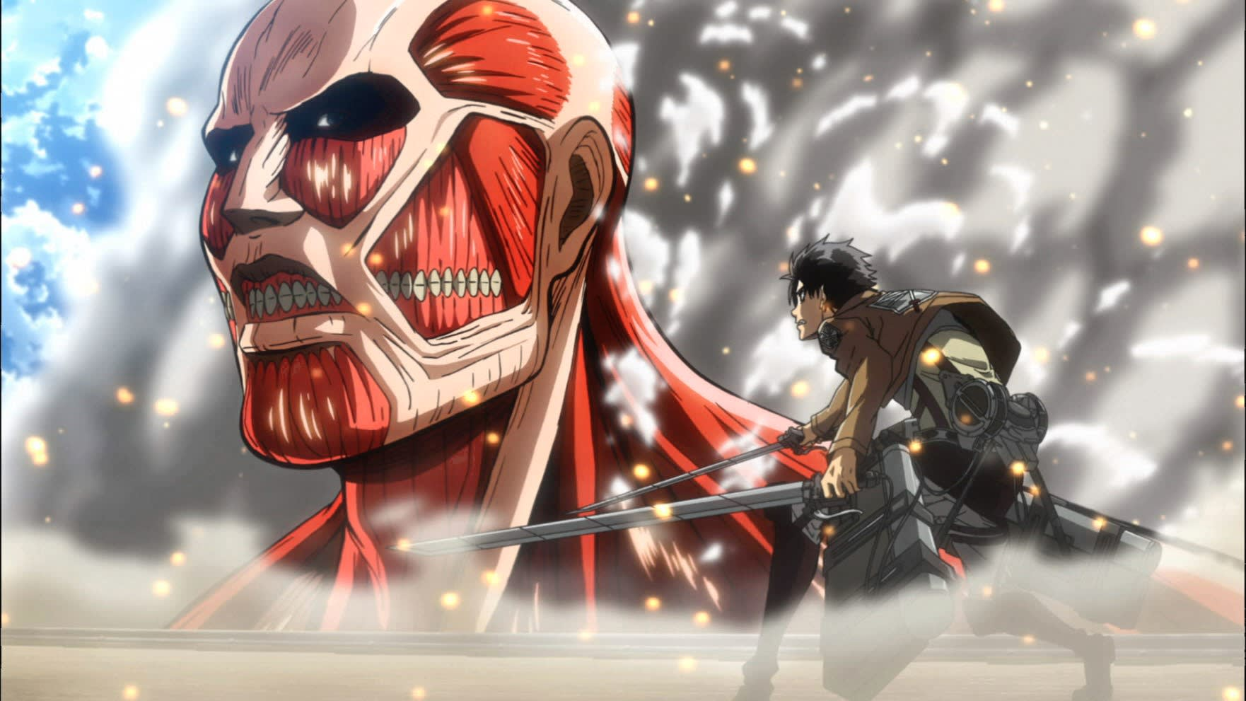 Attack on Titan' creator sees bright future for Japan's anime industry -  Nikkei Asia
