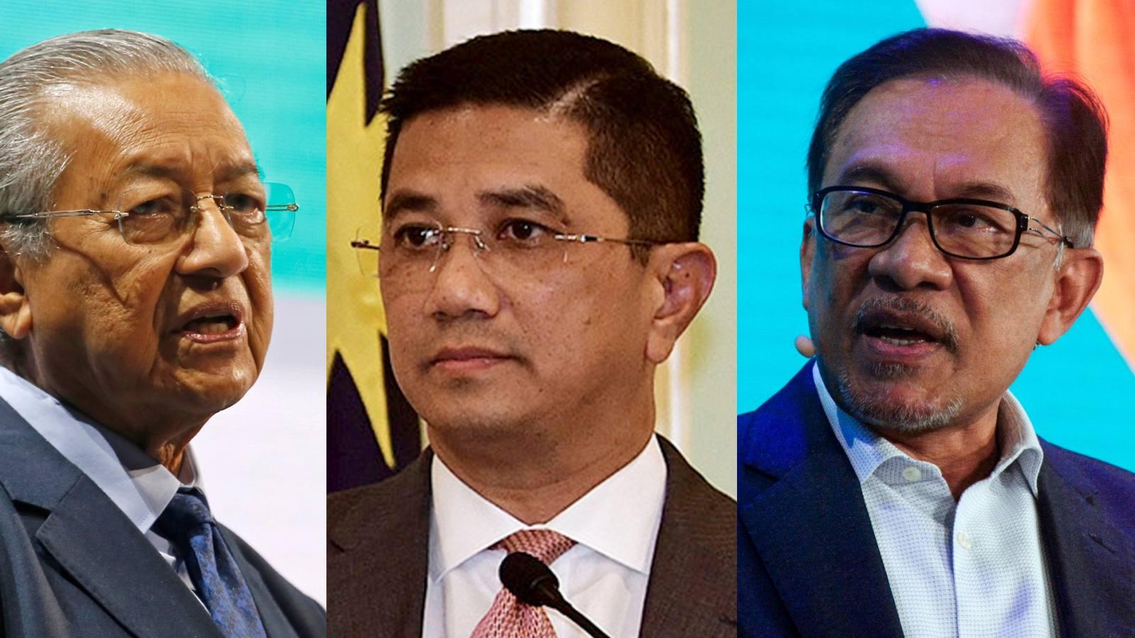 Mahathir's son ready to inherit Malaysia's political legacy - Nikkei