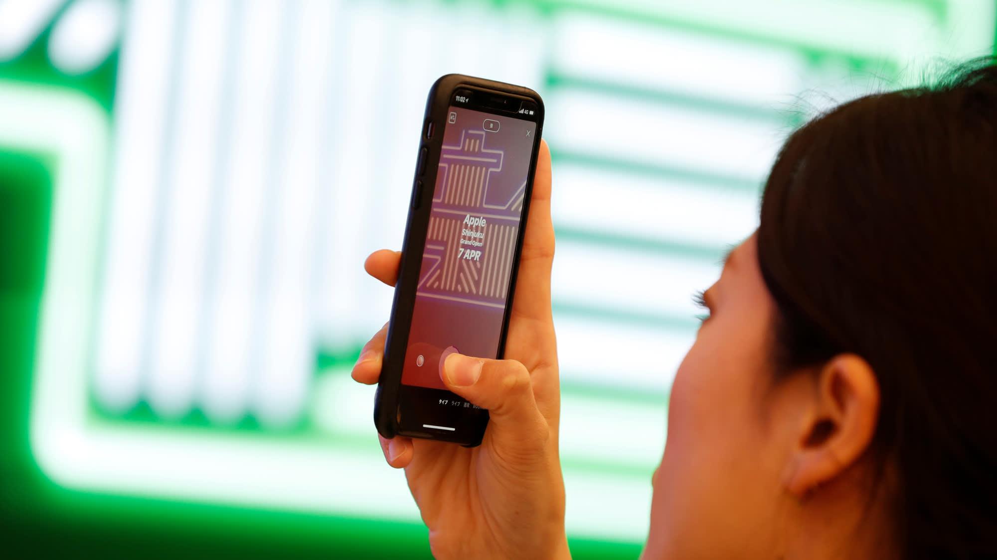 Apple supplier TSMC forecasts mobile revenue drop for 2018 ...