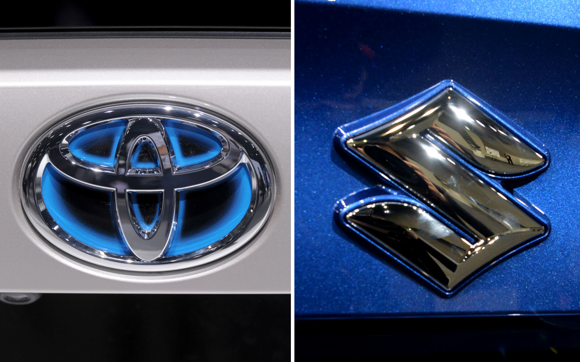 Toyota And Suzuki Announce Deal On Mutual Supply Of Cars In India
