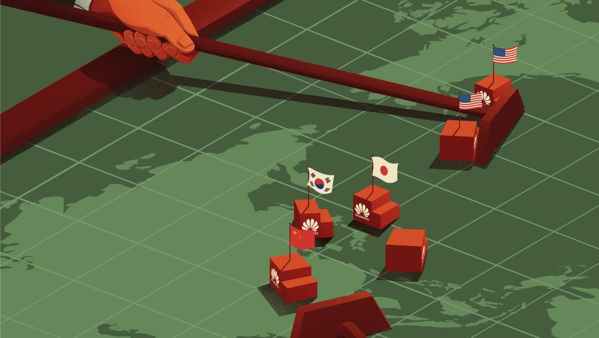 Inside Huawei's secret plan to beat American trade war