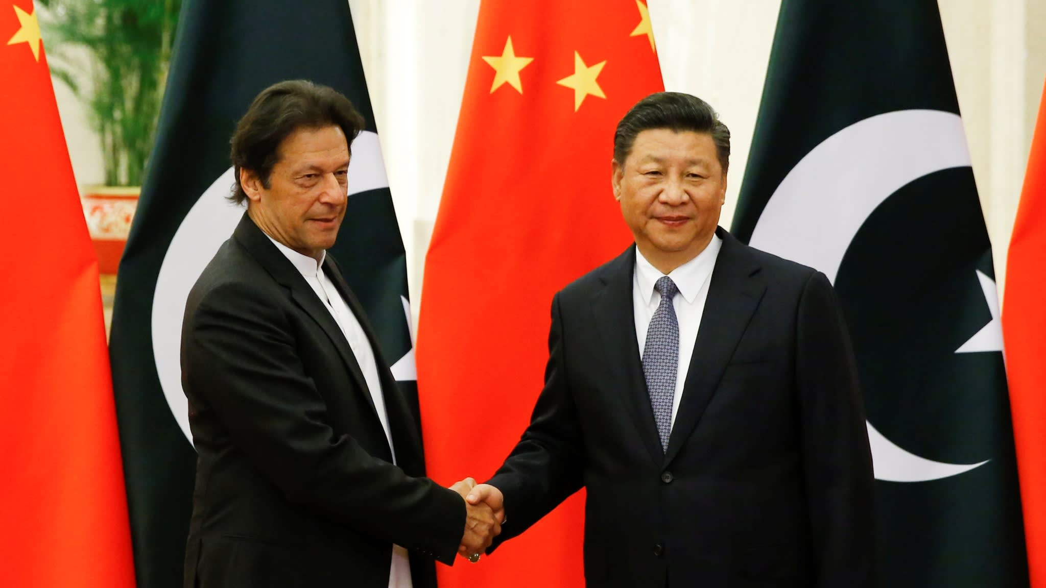 Image result for pakistan and china
