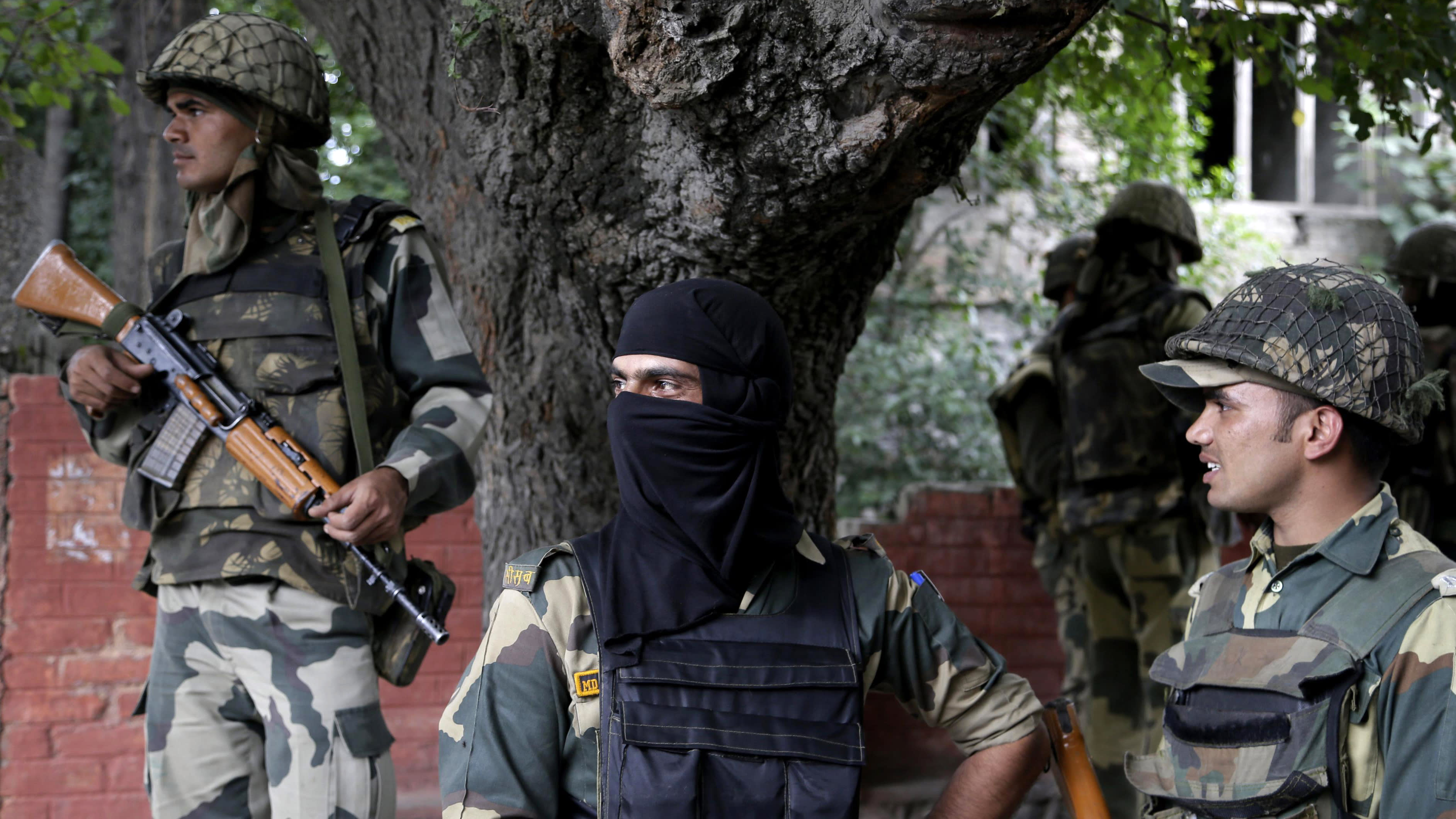 Icon Electronics Srinagar: India Conducts Airstrike On Alleged Terror Camp In