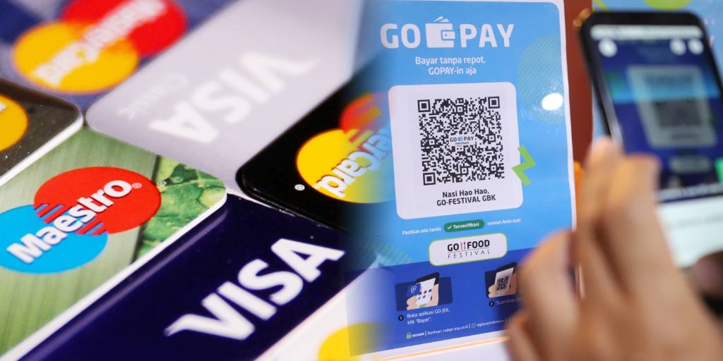 Credit cards fall behind in Asia's race to go cashless