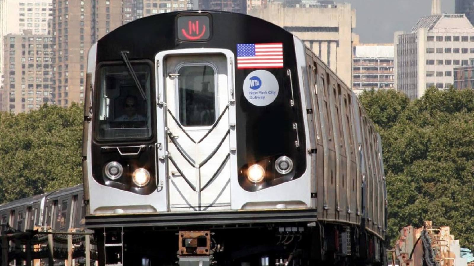 Japan's Kawasaki Heavy Industries builds trains for U.S. cities including New York and Washington.