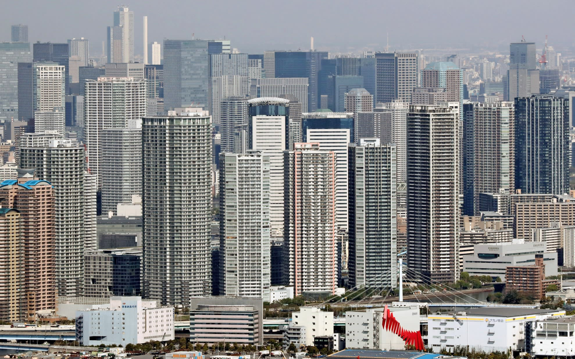 Japan's GDP surprises with 2 1% rise in first quarter
