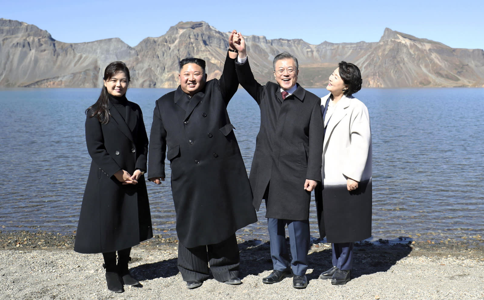 In the family tradition, Kim Jong Un pits China against US ...