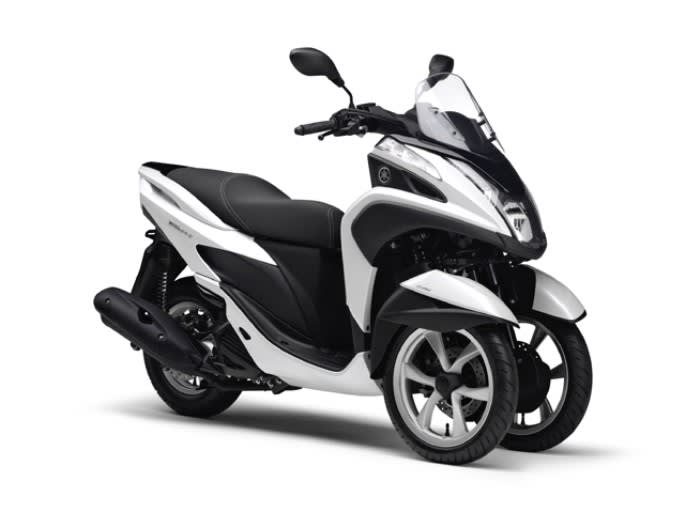 Yamaha debuting 3-wheeled scooter in Thailand - Nikkei Asian