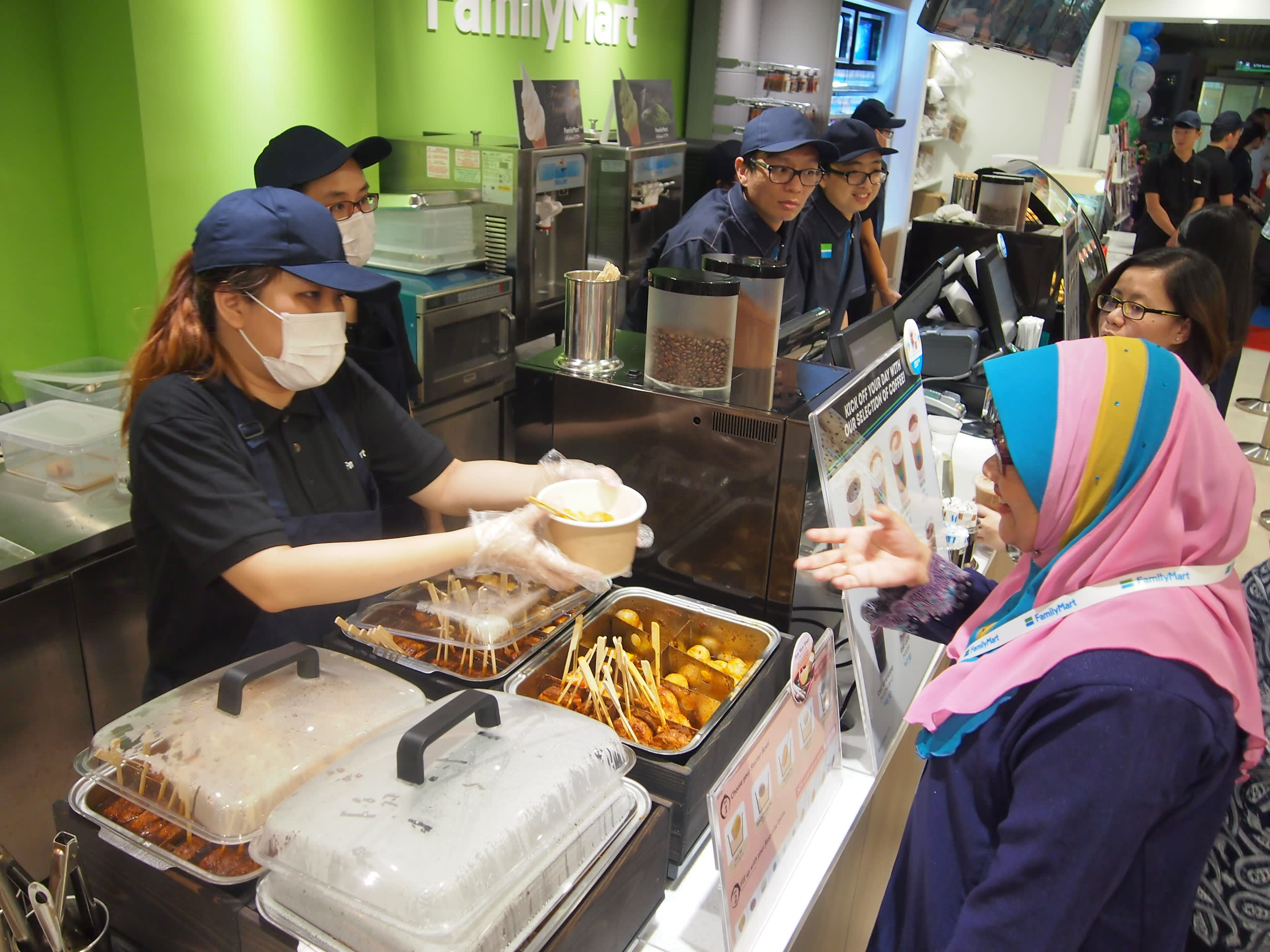 Japan's FamilyMart eyes 1,000 Malaysian stores by 2025 - Nikkei
