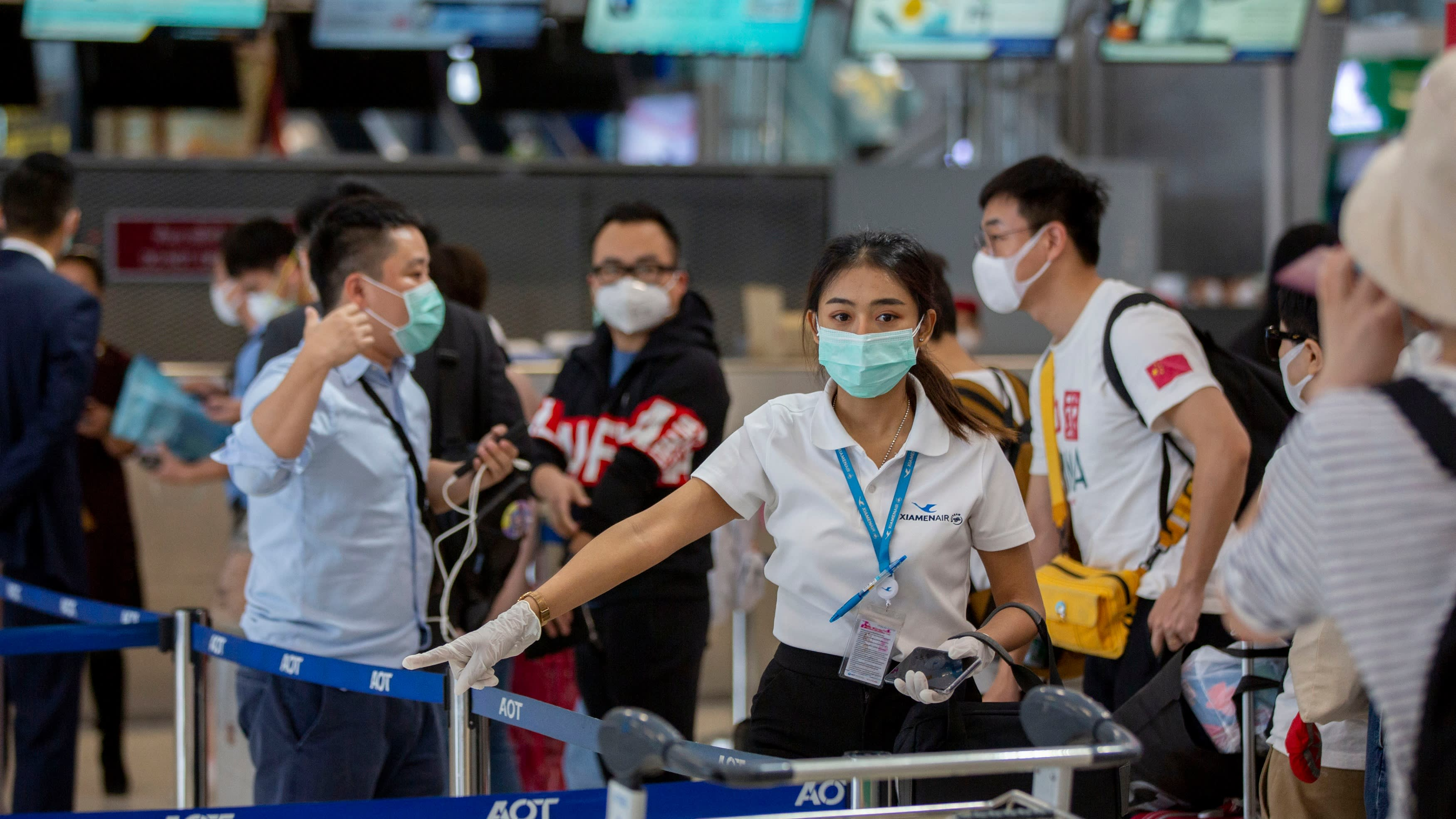 Chinese Scramble For Thailand S New Special Tourist Visa Nikkei Asia
