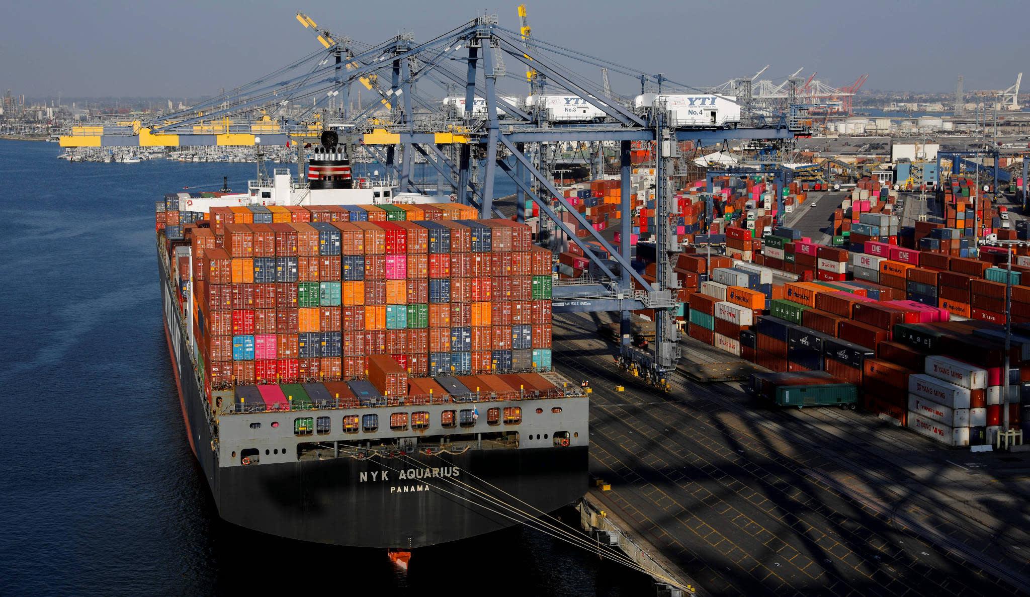 Emerging Asia bears brunt of global trade slowdown - Nikkei