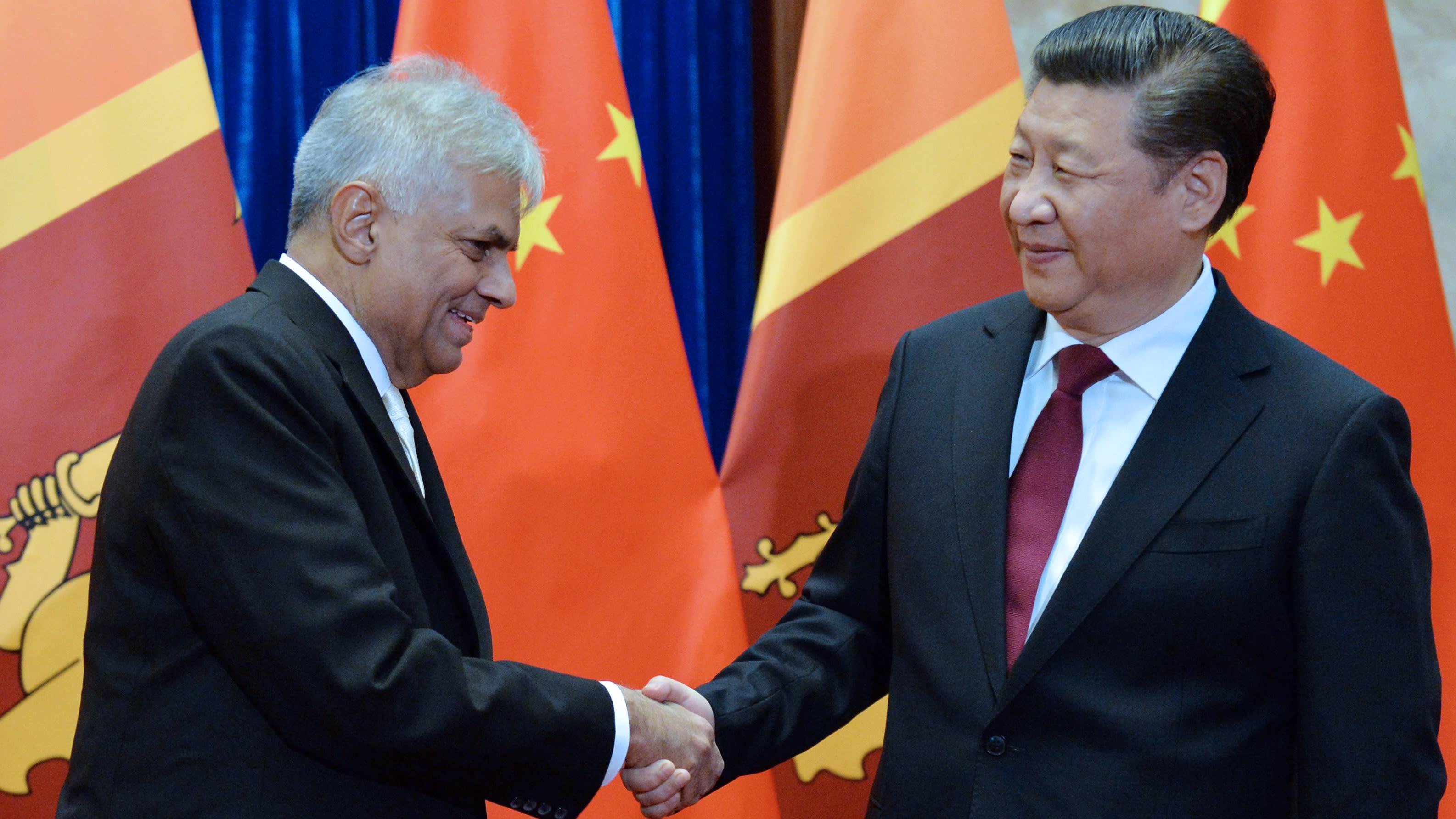 Sri lanka sinks deeper into chinas grasp as debt woes spiral sri lanka sinks deeper into chinas grasp as debt woes spiral m4hsunfo