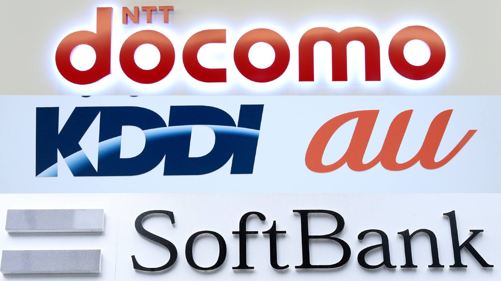 NTT Docomo and KDDI have decided to follow the lead of SoftBank in deciding not to use Chinese equipment in their 5G networks due to rising security concerns.