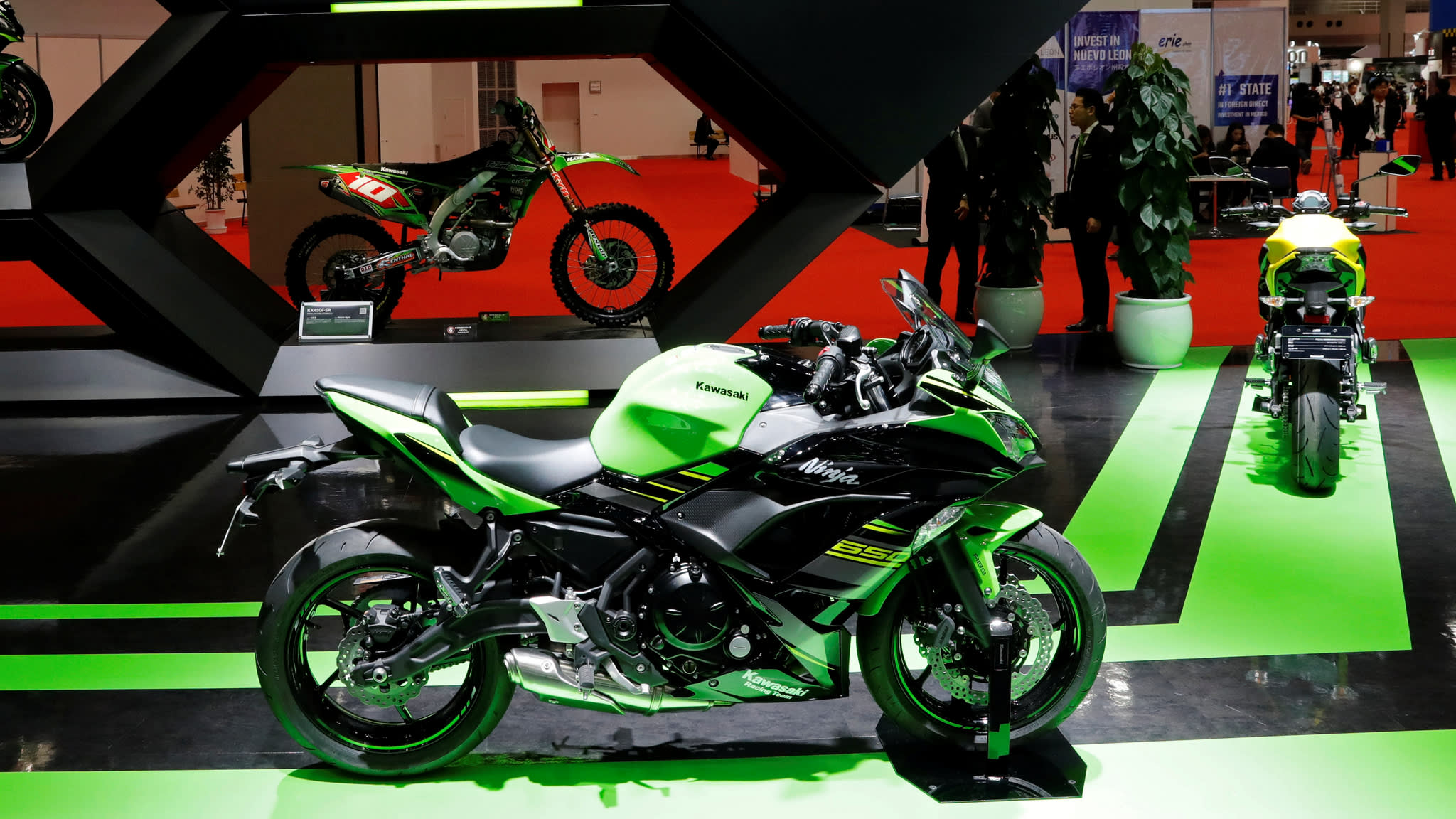 kawasaki to step up motorcycle production in india - nikkei asian review