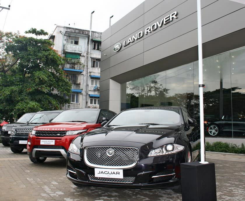 Luxury Car Brands Charging Into Myanmar Nikkei Asian Review