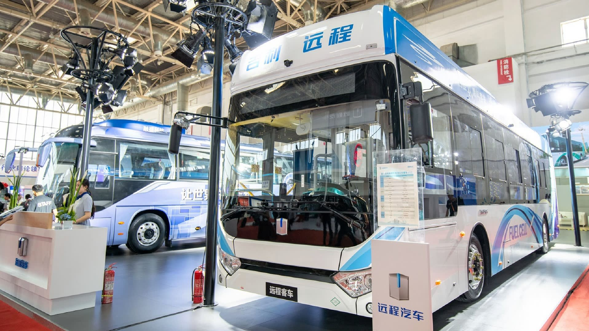 Nikkei Asia: Chinese cities race for subsidies in fuel cell gold rush.
