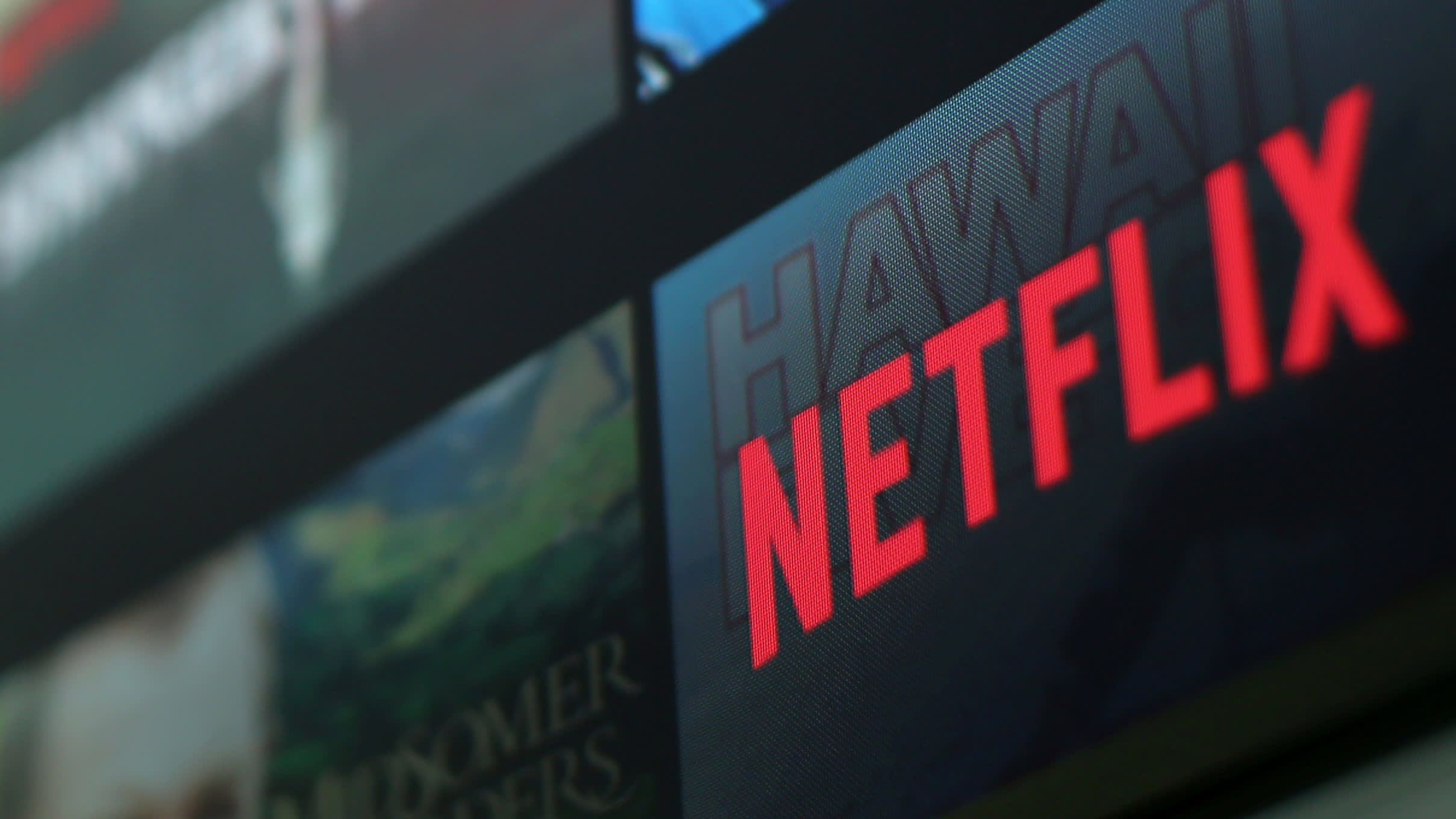 Netflix casts India as its new star