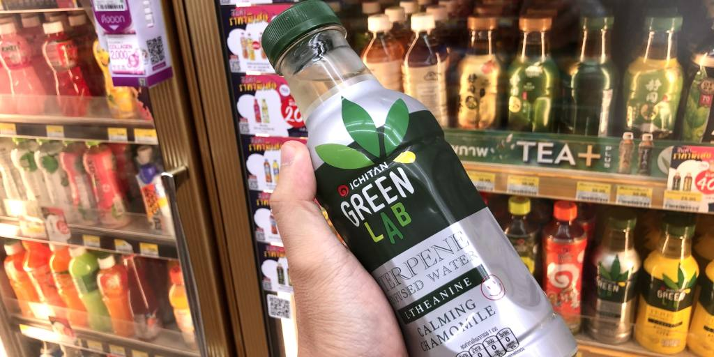 Cannabis-flavored drinks hit local convenience stores in Thailand