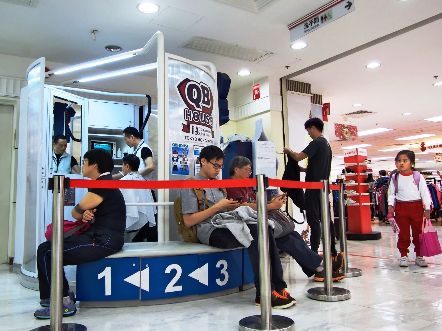 Barbers, shoe repairers, dry cleaners gain ground in Asia - Nikkei