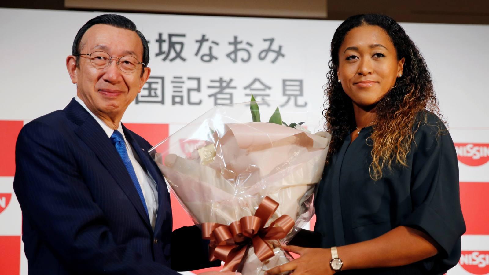Osaka Naomi Nissin